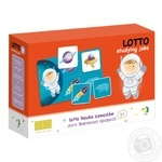 DoDo Board Game Lotto Learning Professions - buy, prices for MegaMarket - image 1