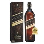 Віскі Johnnie Walker Double Black 0,7л - купити, ціни на МегаМаркет - фото 1
