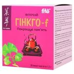Чай Fito Гінко-f 20пак*1,5г