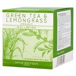 Чай зеленый Natur Boutique органический с лемонграсом 30г