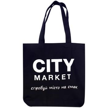 Эко-сумка черная - купить, цены на СитиМаркет - фото 1