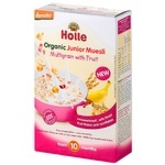 Holle Junior Muesli Multigrain with Fruit from 10 Months 250g