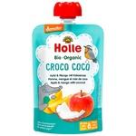 Пюре Holle Croco Coco яблуко манго кокос з 8 місяців 100г