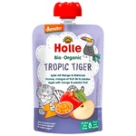 Holle Tropic Tiger Apple Mango Passion Fruit from 8 Months Puree 100g