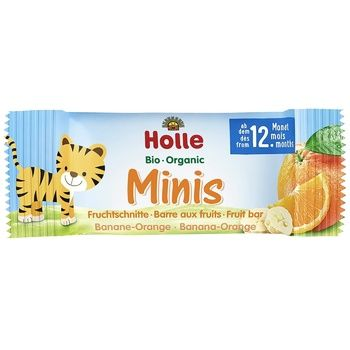 Candy bar Holle orange for children from 12 months 100g Germany - buy, prices for CityMarket - photo 2