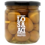 Оливки Aceitunas Losada Гордаль скл 198г - купити, ціни на CітіМаркет - фото 1