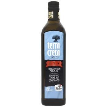 Oil Terra creta extra virgin 750ml glass bottle - buy, prices for CityMarket - photo 1