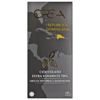 Crea Black Сhocolate Dominican Republic 70% 100g