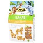 Печиво Crich Сафарі зі злаками 250г