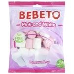 Candy Bebeto with marshmallows 135g