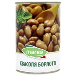 Vegetables kidney bean Marea Borlotti canned 400g can
