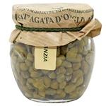 Каперси Frantoio di Sant'agata у винн.оцті скл 90г - купити, ціни на CітіМаркет - фото 1