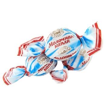 Карамель Рошен Молочная капля - купить, цены на СитиМаркет - фото 1