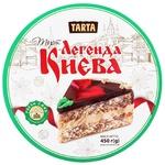 Торт Tarta Легенда Киева воздушно-арахисовый 450г - купить, цены на СитиМаркет - фото 1