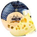 Сир сичужний Білозгар Екстра твердий 45%