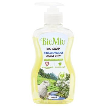 Мило рідке BioMio Bio-Soap антибактеріальне з маслом чайного дерева 300мл - купити, ціни на CітіМаркет - фото 1