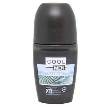 Дезодорант роликовий Cool Men Ultrasensitive 50мл