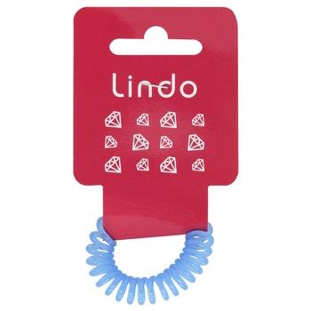 Резинка Lindo LN-858 д/волосся - купить, цены на СитиМаркет - фото 1
