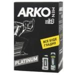 Set Arko Shaving Gel And Shower Gel For Men