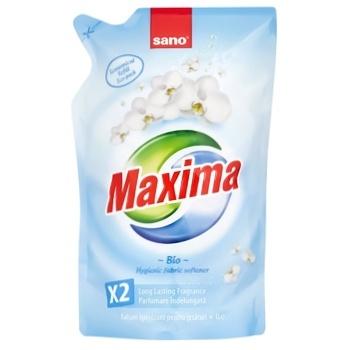 Ополіскувач для білизни Sano Maxima Біо 1л