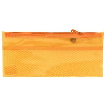 Vgr Plastic Folder on Zipper 240x105mm assortment - buy, prices for CityMarket - photo 1