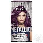 Крем-краска для волос got2b Metallics M69 Аметистовый Хром 142,5мл