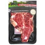 Ростбиф говяжий Food Works с костью отборочный премиум