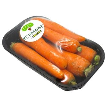 Морква Фермове молода 800г - купити, ціни на Метро - фото 2