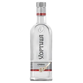 Khortytsya Srybna Prokholoda Vodka 40% 0,7l - buy, prices for CityMarket - photo 3