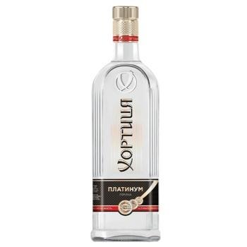 Khortytsya Platinum Vodkа 40% 1l - buy, prices for CityMarket - photo 5