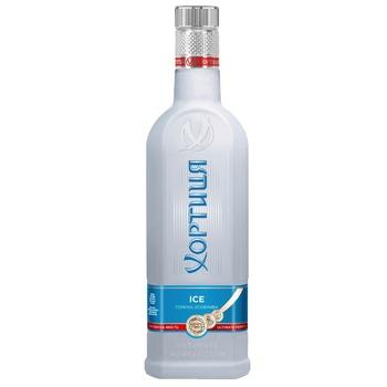 Водка Хортиця Ice особая 40% 0,5л