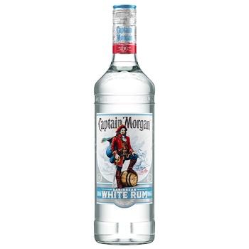 Ром Captain Morgan White 37,5% 0,7л