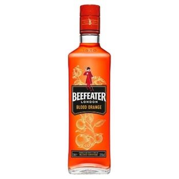 Джин Beefeater Blood Orange 37,5% 0,7л - купити, ціни на CітіМаркет - фото 1