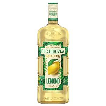 Becherovka Lemond Bitter 1l - buy, prices for CityMarket - photo 1