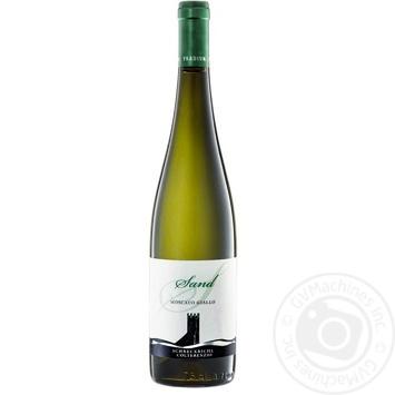 Moscato Giallo Sand Colterenzio Wine white dry 12.5% 0,75l - buy, prices for CityMarket - photo 1