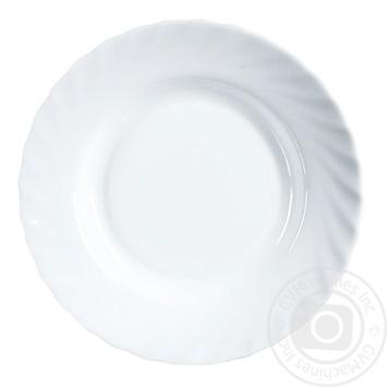 Тарілка Luminarc Trianin 24,5см - купити, ціни на Метро - фото 1