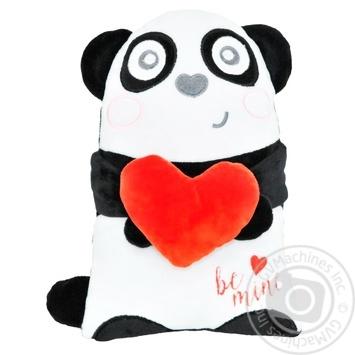 Tigres Panda Be Mine Pillow