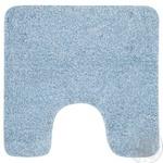 Килимок д/ванної GOBI polyester колір.блакитний арт. 10.1242
