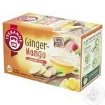 Чай Teekanne Имбирь и манго 20пак