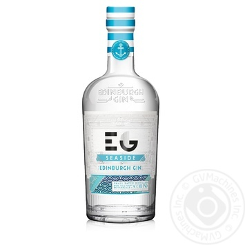 Джин Edinburgh Gin Seaside 43% 0,7л - купить, цены на СитиМаркет - фото 1