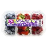 Ягідний мікс 3в1 Flora 375г