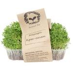 Микрозелень кресс-салата Зеленый дом 50г