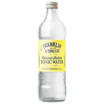 Напій Franklin&Sons Тонік Indian газ 0,5л - купити, ціни на CітіМаркет - фото 1