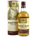 Robert Burns Single Malt Whiskey 43% 0,7l - buy, prices for CityMarket - photo 1