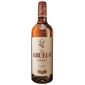 Ром Abuelo Anejo Ron 40% 0,7л - купить, цены на СитиМаркет - фото 1