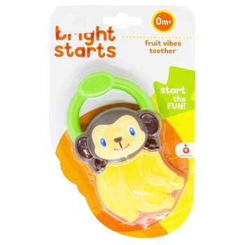 Bright Starts for children vibration soothing teether toy