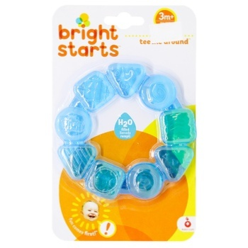 Bright Starts Teether Toy with Water assortment - buy, prices for UltraMarket - photo 1