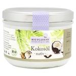 Oil Bio planet coconut uncleaned 200ml glass bottle