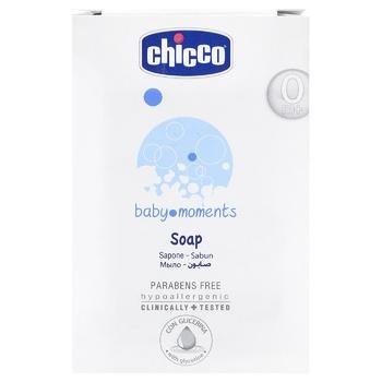 Мило Chicco М`яка піна 100г - купить, цены на СитиМаркет - фото 1