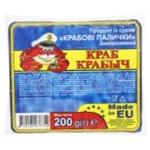 Crab-Krabych Crab Sticks
